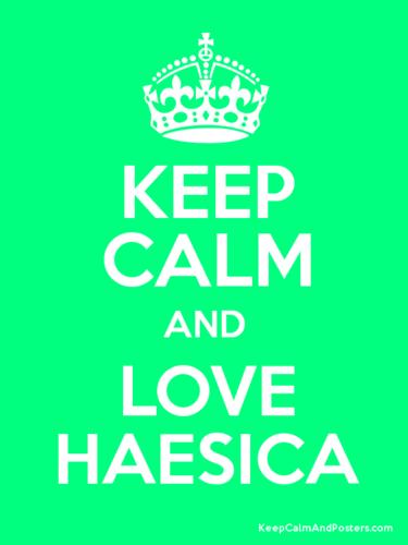 Keep Calm Poster 1