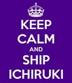 Keep Calm... - ichigo-and-rukia-sun-and-moon photo