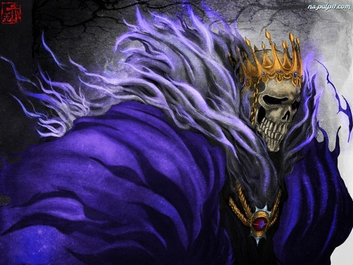 Bleach Anime Wallpaper Possibly Containing Called King Barragan