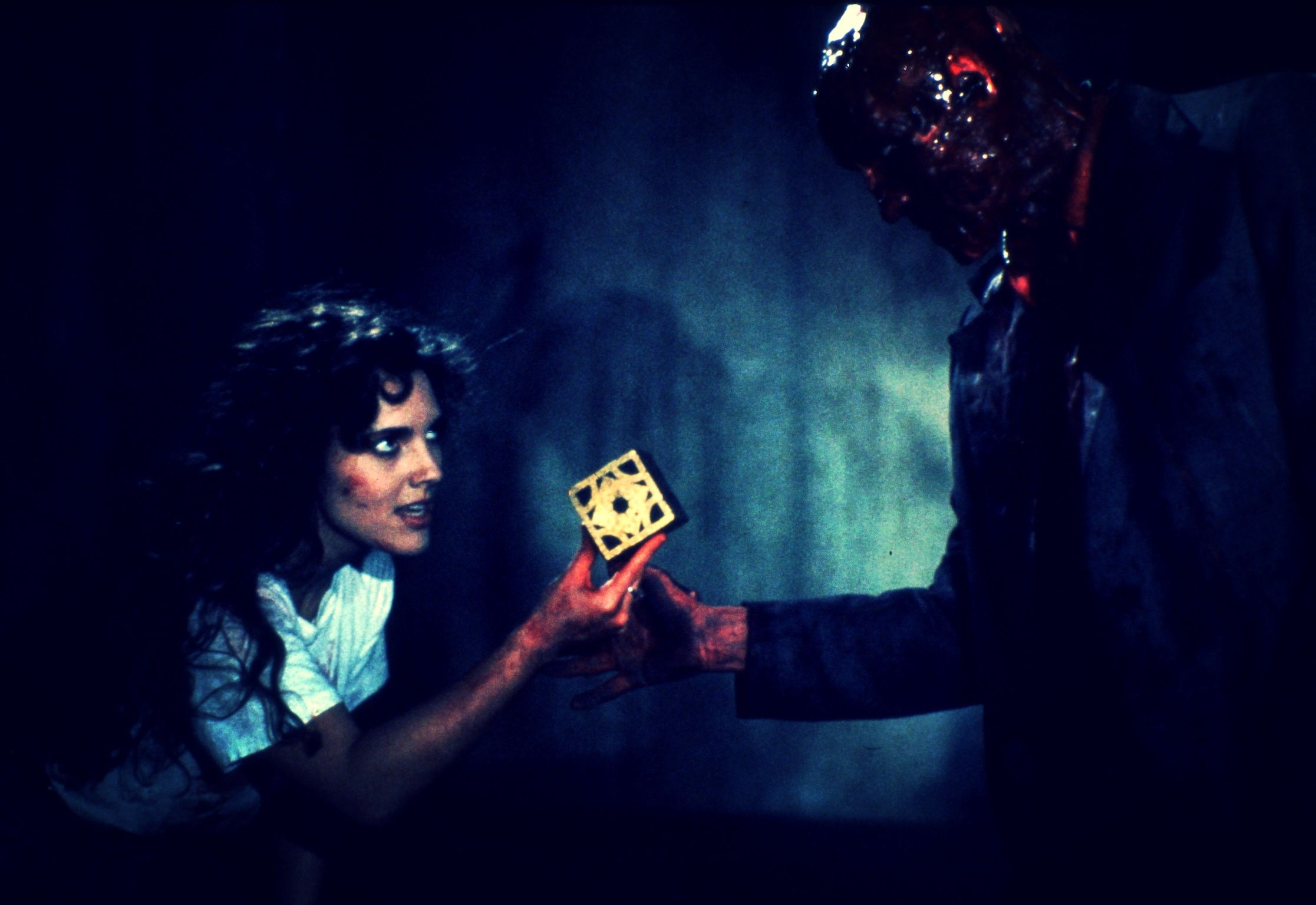 Hellraiser images Kirsty and Frank HD wallpaper and ...