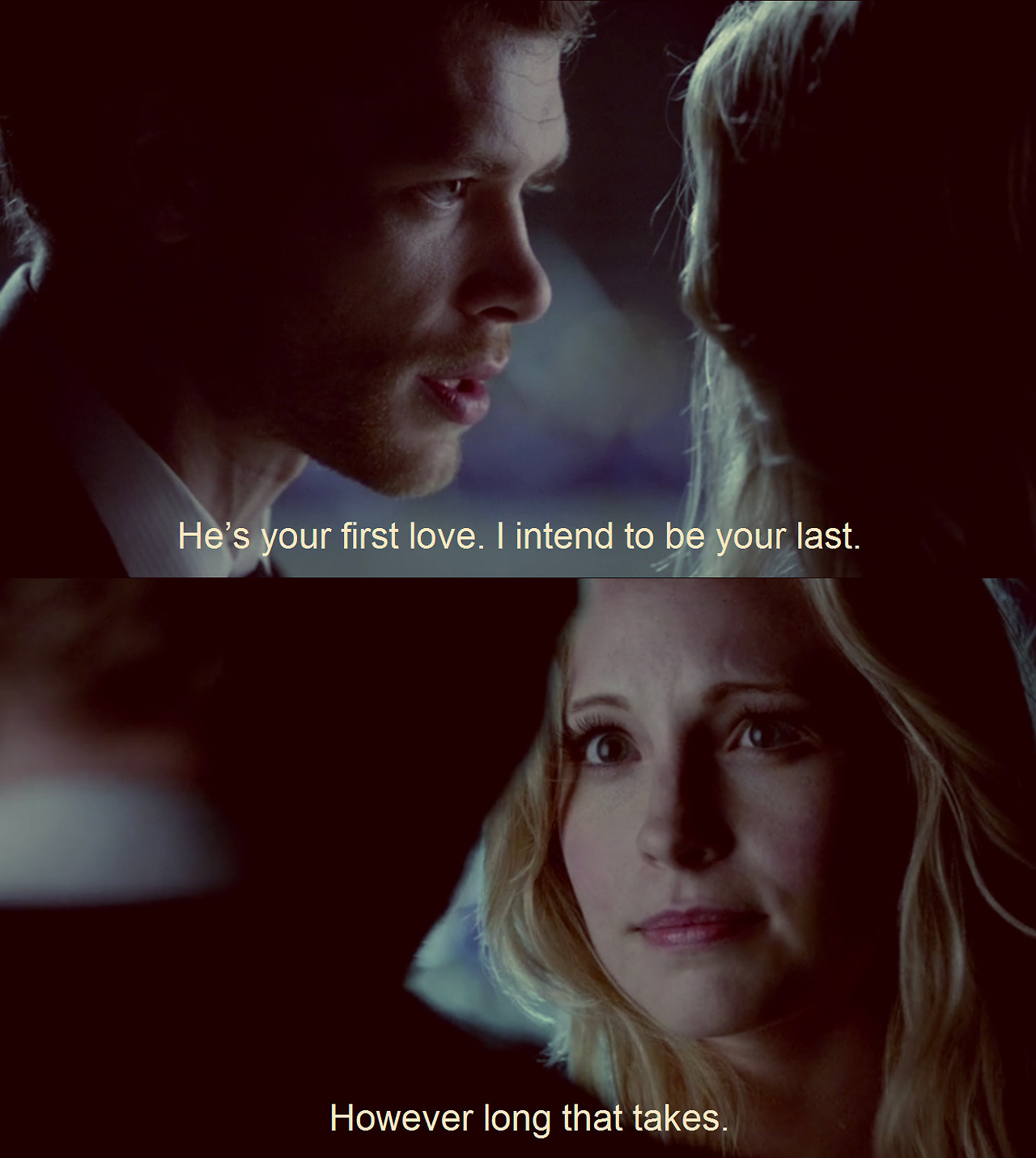 vampire diaries love quotes klaus - photo #24