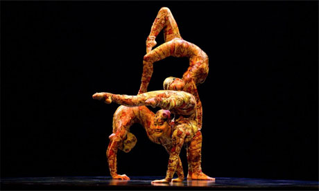 Cirque du Soleil 壁紙 called Kooza