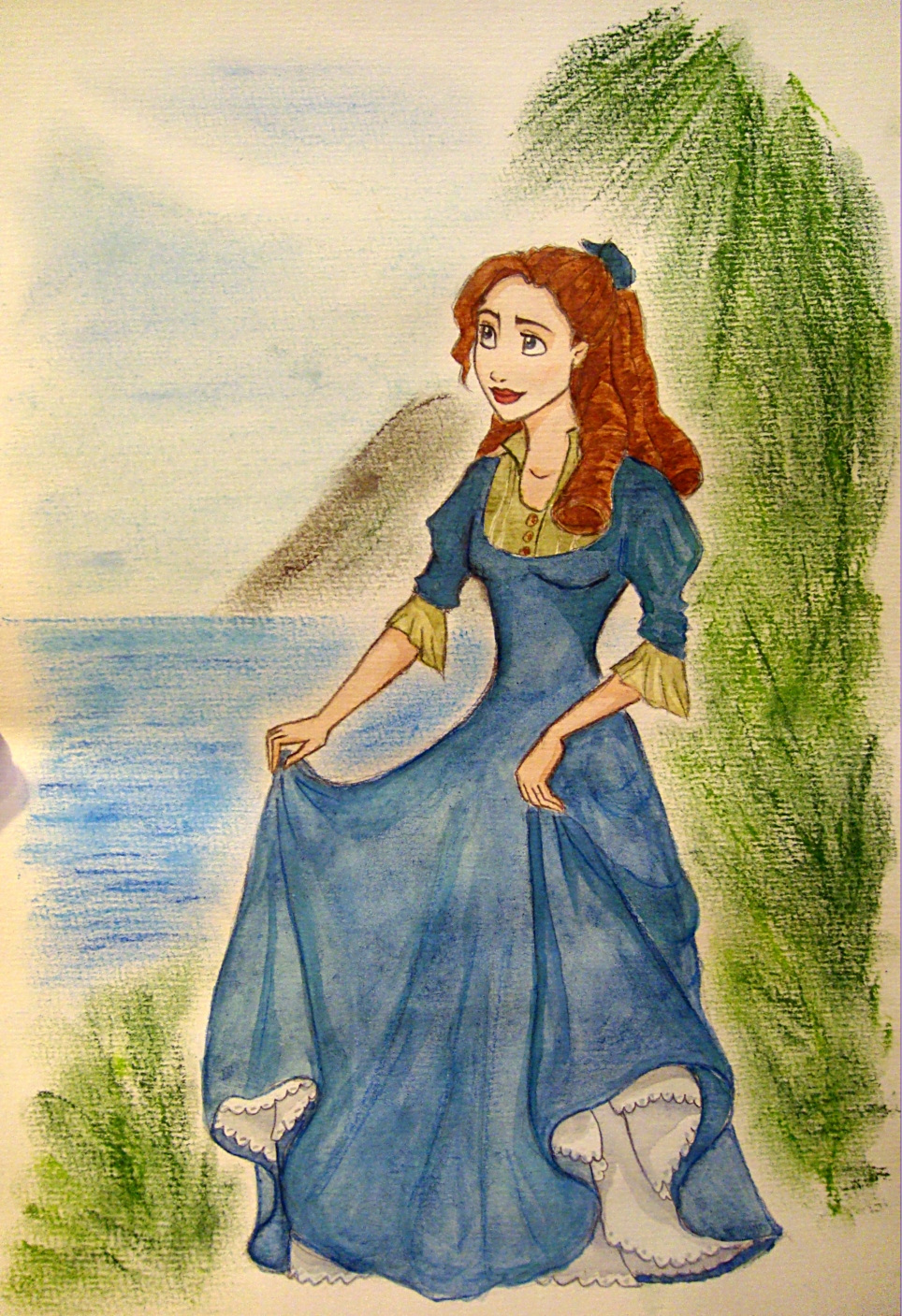 Lady Alice - Walt Disney's Tarzan Fan Art (34569537) - Fanpop