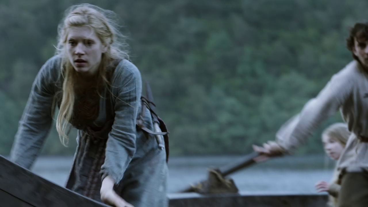 Lagertha Vikings TV Show