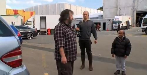 Legolas returns in The Hobbit