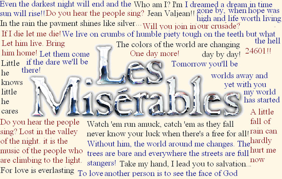Les Miserables Ultimate kutipan