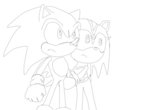 Lilly And Sonic