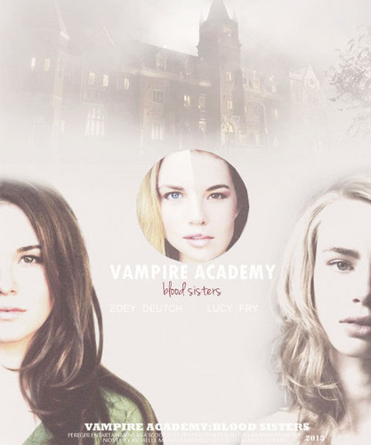 Rose Hathaway and Lissa dragomir images Lissa & Rose ...