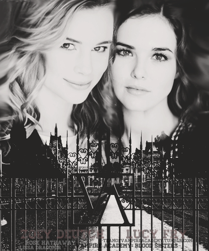 Rose Hathaway and Lissa dragomir images Lissa and Rose ...