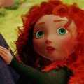 Little Merida - brave photo