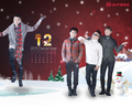 Lotte Duty Free Official Wallpaper Calendar - big-bang wallpaper