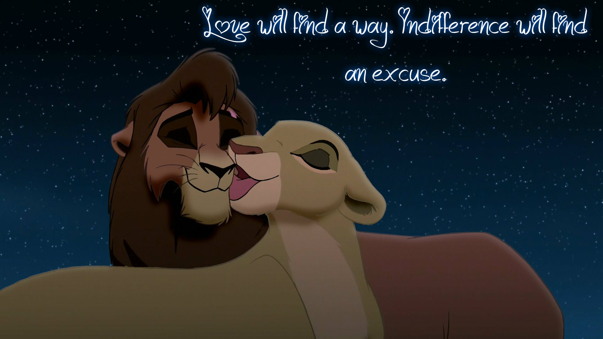 Love Will Find A Way Indifference Will Find An Excuse The Lion King 2 Simba S Pride Fan Art 34528575 Fanpop Page 9