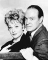 Lucille Ball and Bob Hope - 623-east-68th-street photo