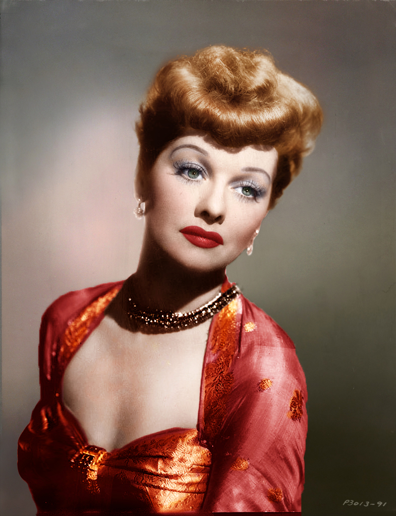lucille ball lucille ball fan art 34541105 fanpop