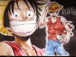 Luffy!!! <3