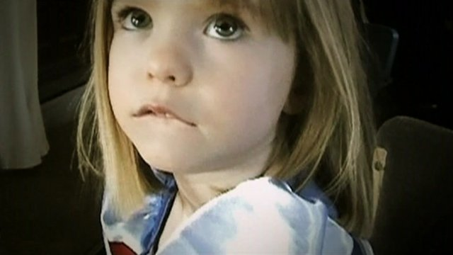 The Missing People Images Madeleine McCann, A British Girl