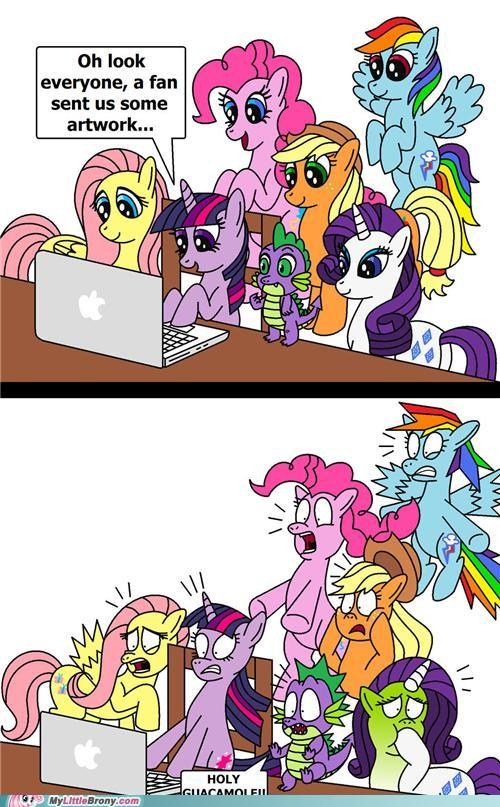 Main 6 saw Fanpoop - My Little Pony Friendship is Magic ...