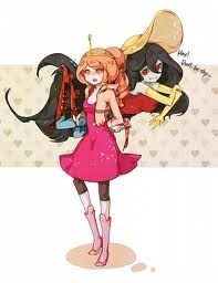 Marceline and Pb BFF