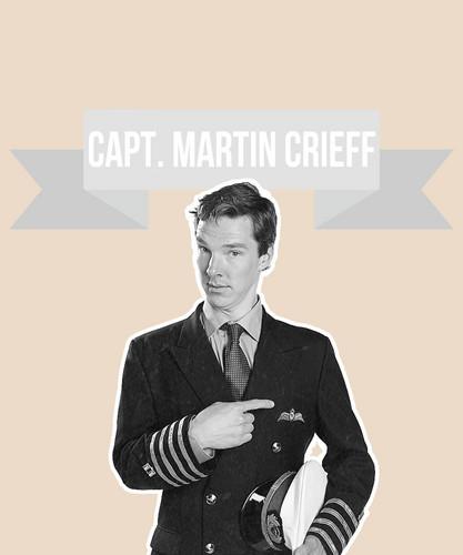 Martin Crieff