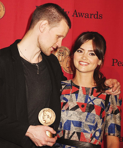 Matt and Jenna. :)