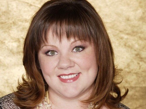 Melissa McCarthy 바탕화면 containing a portrait titled Melissa McCarthy