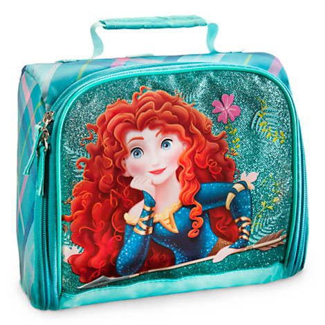 Disney Princess پیپر وال probably containing an evening bag, a purse, and a shoulder bag titled Merida Lunch Tote