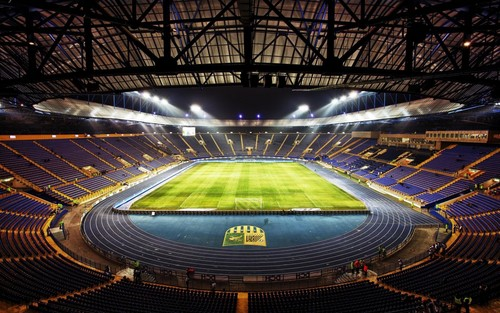 UEFA Euro 2012 wallpaper entitled Metalist Stadium Euro Football
