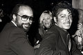 Michael And Quincy Jones - michael-jackson photo