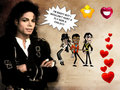 Michael Jackson BAD - michael-jackson fan art