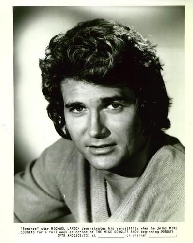 Michael Landon (October 31, 1936 – July 1, 1991)
