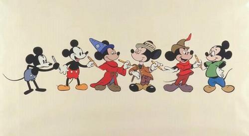 Mickey ماؤس