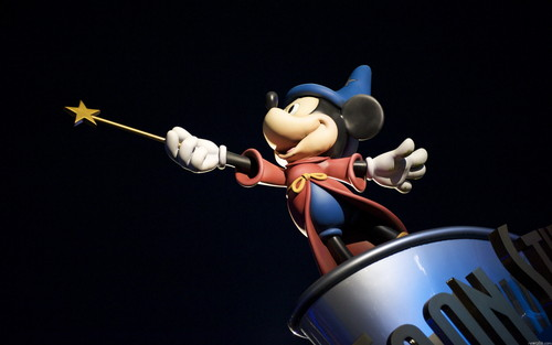Mickey Mouse wallpaper entitled Mickey Mouse