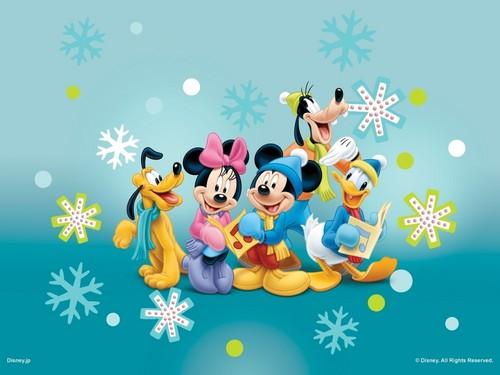 Mickey souris