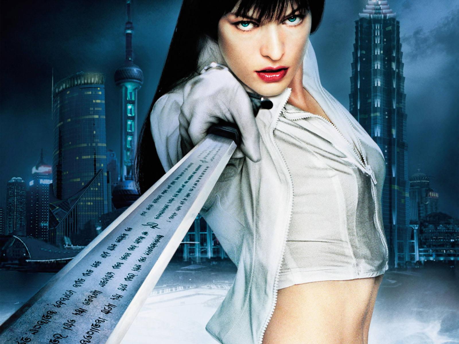 Milla Jovovich - Milla... Milla Jovovich Movies