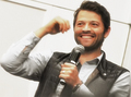 Misha - Asylum Europe 2013 - misha-collins photo