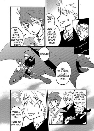 Mishap of Mischief: a Jack Frost Doujin pg39
