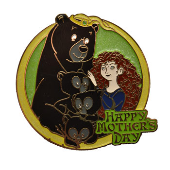 Mother's day Brave pins