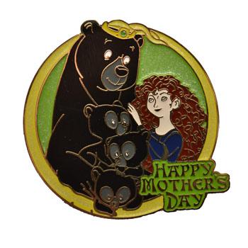 Mother's día Valiente pins
