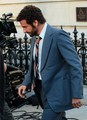 Movie set American Hustle - bradley-cooper photo