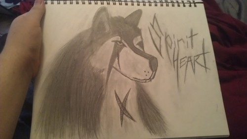 My artwork, trueshadowwolf
