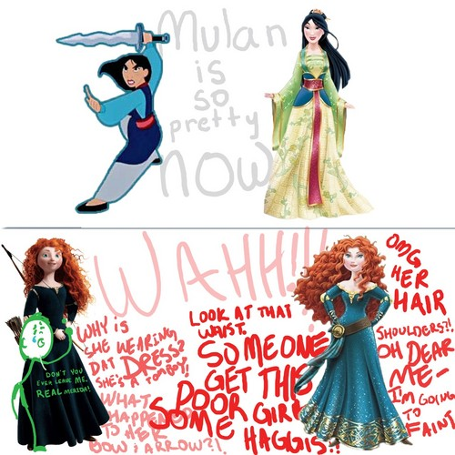 My thoughts on the Merida redesign