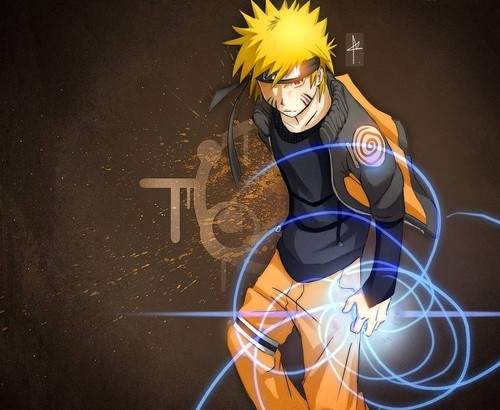 Fairy Tail vs. Naruto wallpaper probably with a diving suit titled Naruto <3