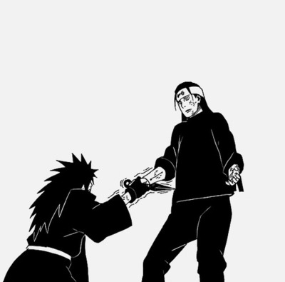 Naruto manga <3
