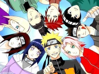 Naruto's world (anime -_-)
