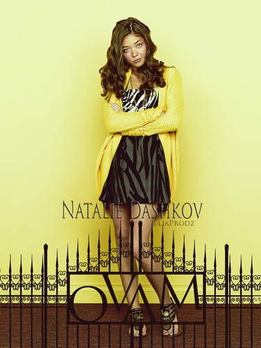 Natalie Dashkov
