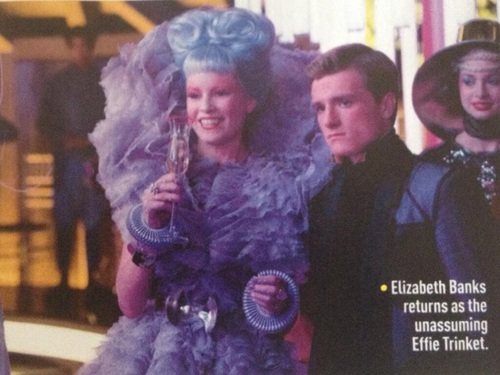 New Catching fuego still featuring Effie and Peeta