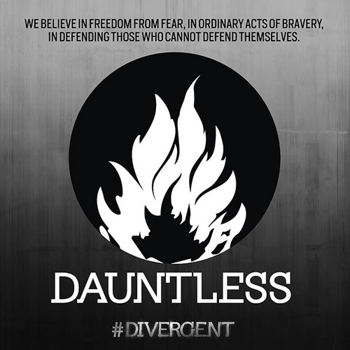 divergent images new dauntless faction symbol revealed
