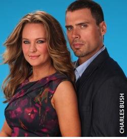 Nick & Sharon