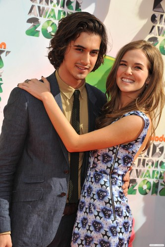 Nickelodeon's 25th Annual Kids' Choice Awards (March 31, 2012)