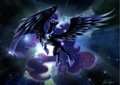 Nightmare Moon again - my-little-pony-friendship-is-magic fan art